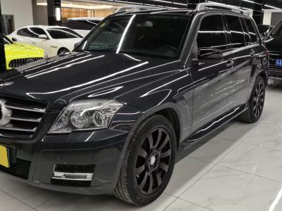 2010年9月 奔驰 奔驰GLK级(进口) GLK 300 4MATIC 时尚型图片