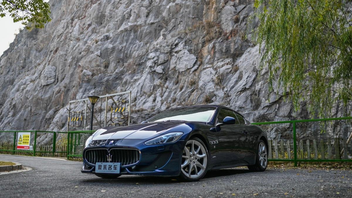 玛莎拉蒂 GranTurismo  2013款 4.7L Sport Automatic图片