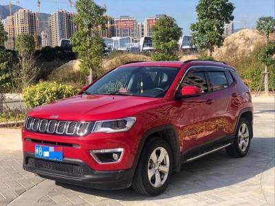 2018年2月 Jeep 指南者 200T 自动家享版图片