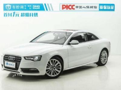 奥迪 奥迪A5  A5 Coupe 2.0T FSI图片