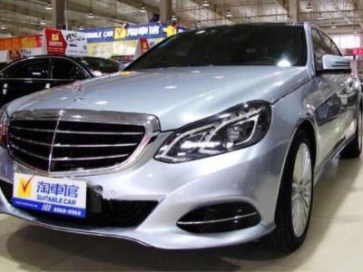 奔驰E级&nbspE260L 1.8T 运动豪华型(改款)
