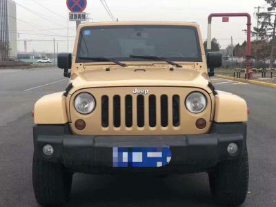 Jeep 牧馬人  2013款 3.6L Sahara 四門版圖片