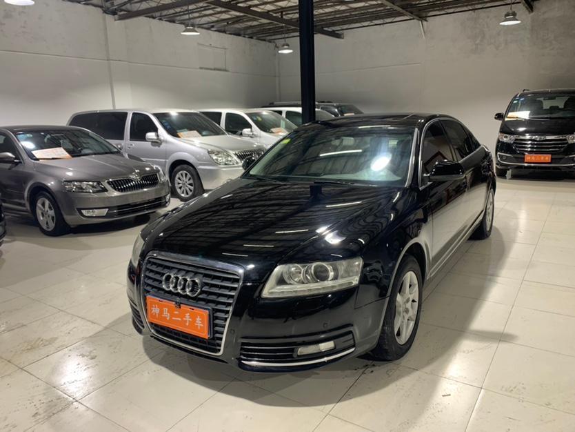 2010年5月_出售二手车奥迪 奥迪A6L  2010款 2.0 TFSI 自动标准型哪里有卖_价格多少9.98万