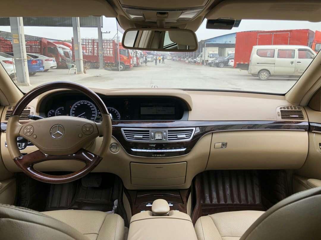 奔馳 奔馳S級  2012款 S 400 L HYBRID Grand Edition圖片