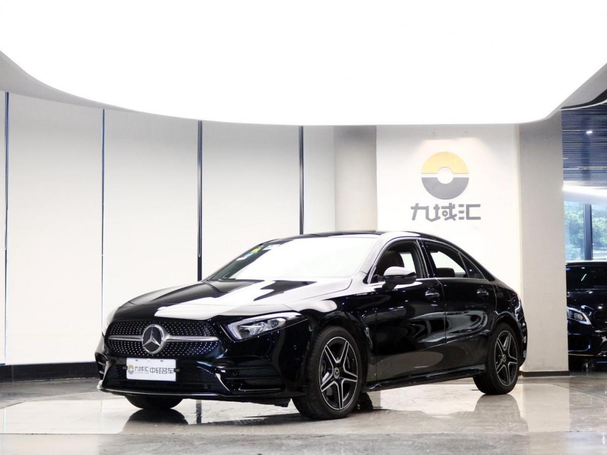 2018年12月_出售二手车奔驰 奔驰A级  2019款 A 200 L 运动轿车哪里有卖_价格多少26.58万