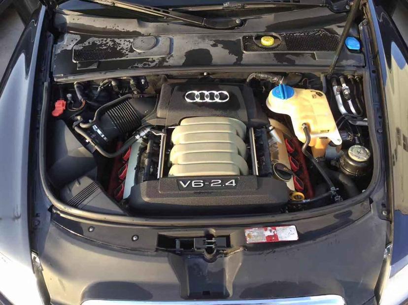 奥迪 奥迪A6L  2005款 2.4L 技术型图片