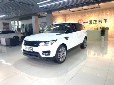路虎 攬勝運動版  2016款 3.0 V6 SC SE