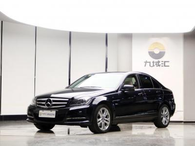 2012年8月 奔馳 奔馳C級 C 200 CGI 時尚型圖片