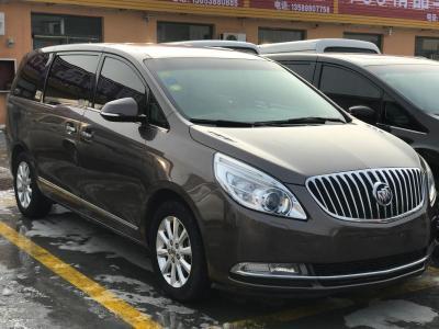 別克 GL8  2011款 3.0L GT豪華商務豪雅版