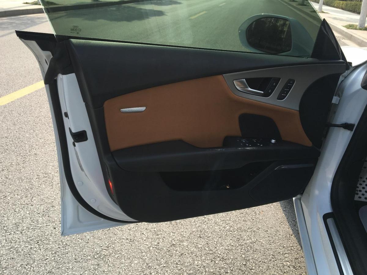 奥迪 奥迪A7  2014款 35 FSI quattro 技术型图片