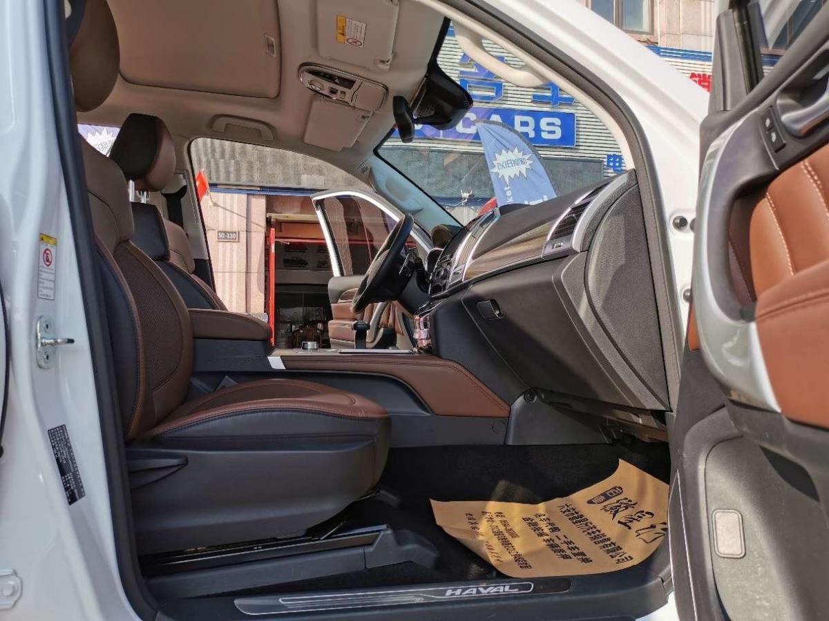 哈弗 H9  2017款 2.0T 柴油四驱舒适型 5座图片