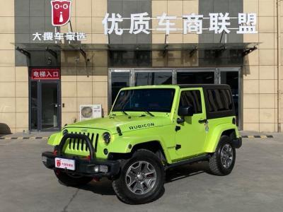 2016年9月 Jeep 牧马人(进口) 3.6L Rubicon 两门版图片