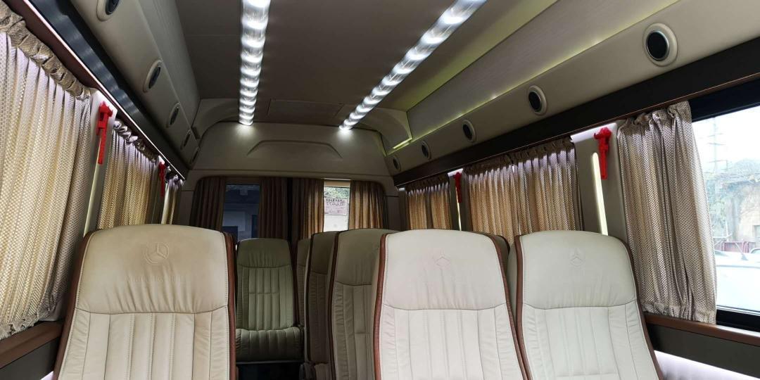 奔驰 凌特  2012款 2.1T佳旅 长轴版图片