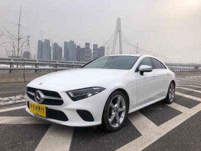 2018年11月 奔驰 奔驰CLS级(进口) CLS 300 动感型图片