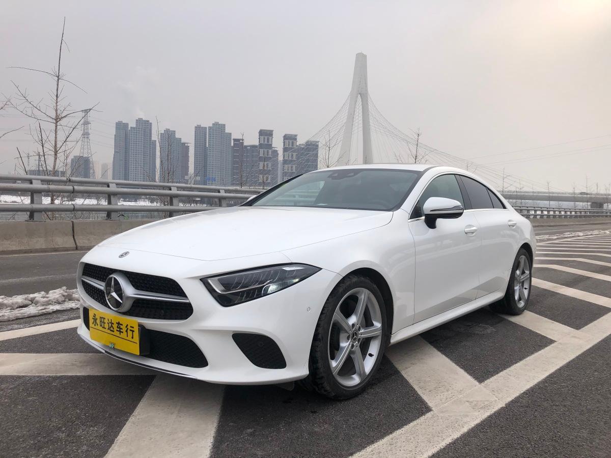 奔驰 奔驰CLS级  2018款 CLS 300 动感型图片