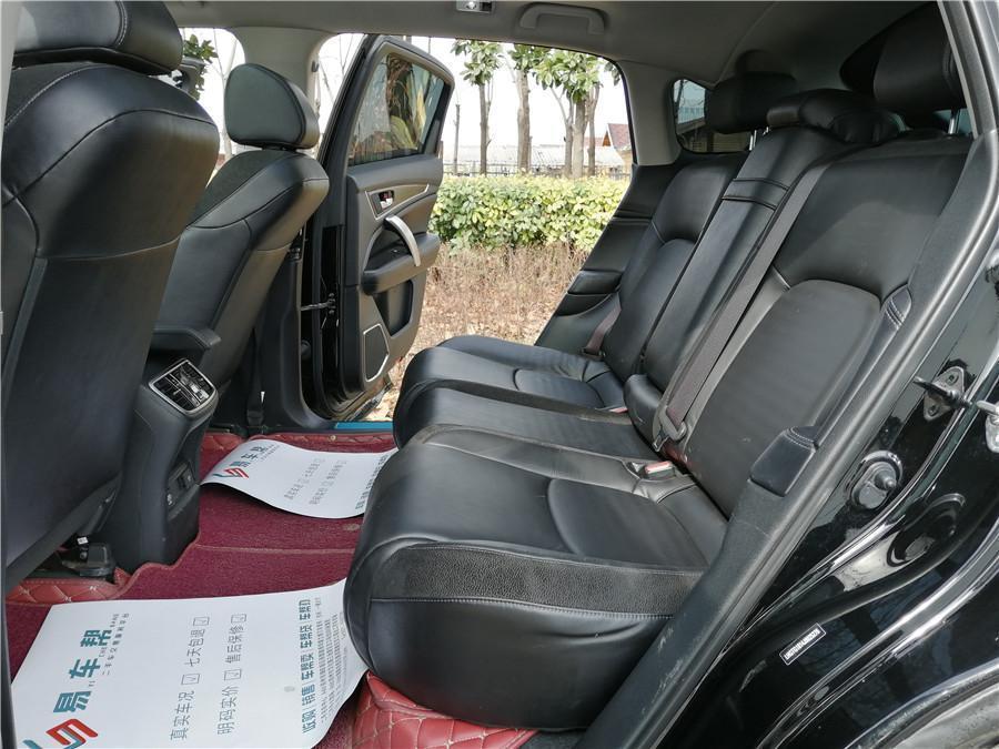 本田 冠道  2017款 240TURBO 两驱舒享版图片