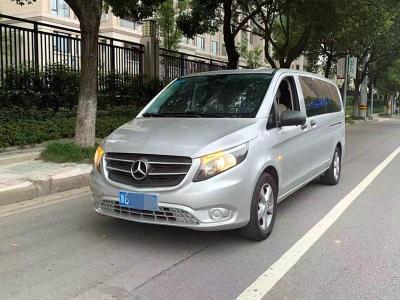 2017年5月 奔驰 威霆 2.0T 商务版图片