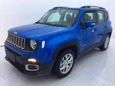未上牌 Jeep 自由侠  180T 自动高能版图片