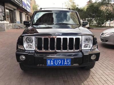 Jeep 指挥官经典  2008款 4.7