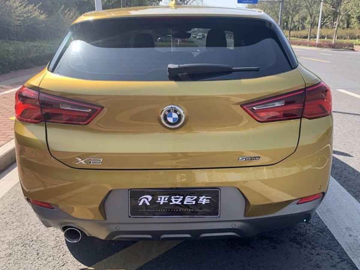 宝马 宝马X2  2019款  sDrive20i M越野套装 国VI图片