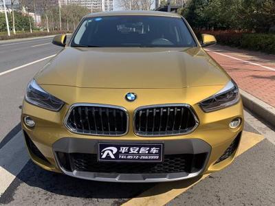 2019年4月 宝马 宝马X2   sDrive20i M越野套装 国VI图片