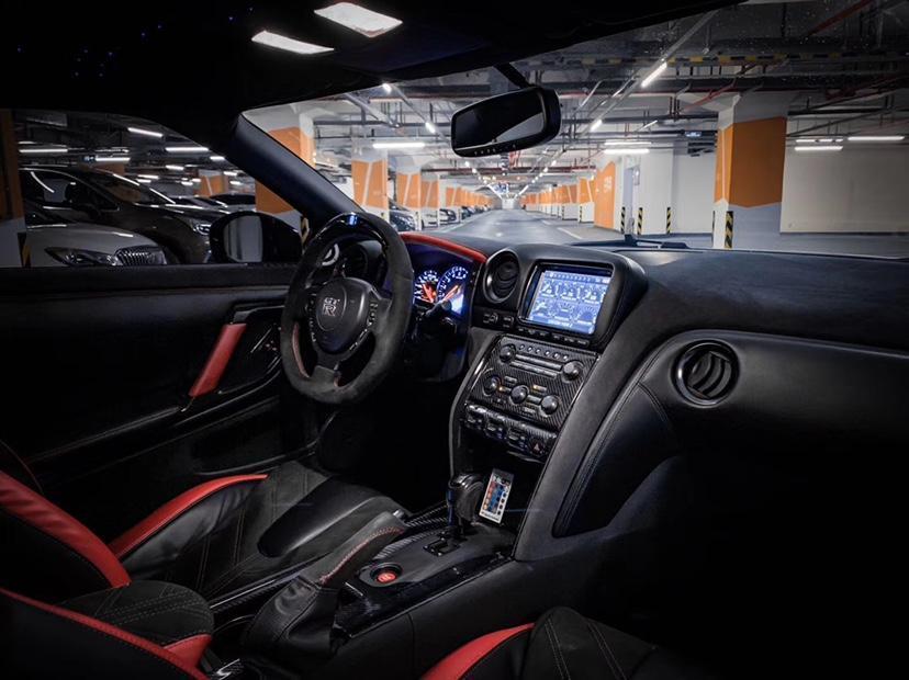 日产 GT-R  2012款 3.8T Premium Edition图片