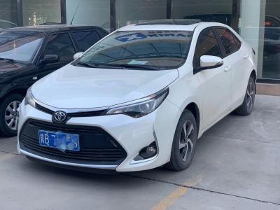 2017年10月 丰田 雷凌 改款 185T CVT领先版 国V图片