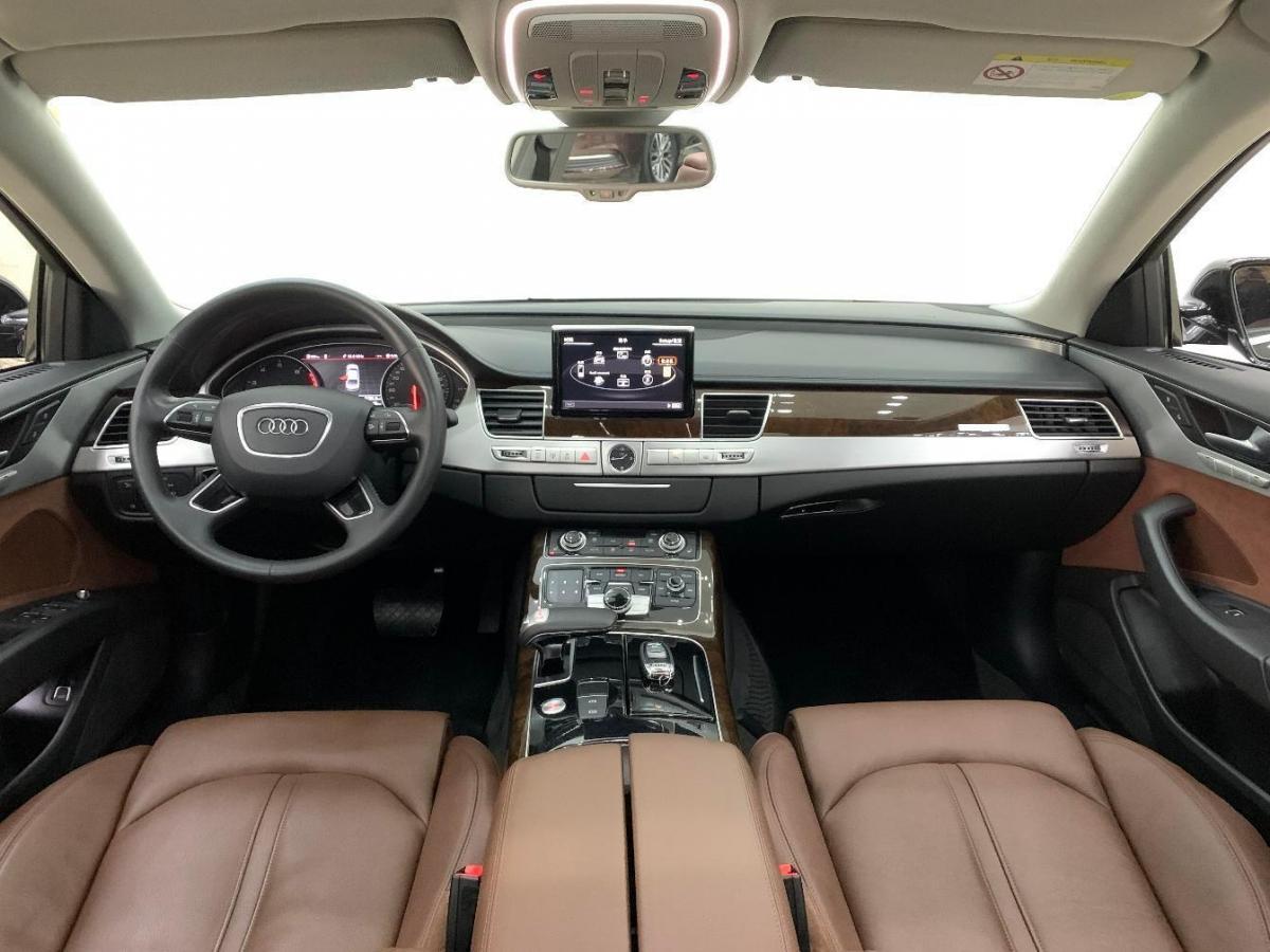奥迪 奥迪A8  2017款 A8L 45 TFSI quattro舒适型图片