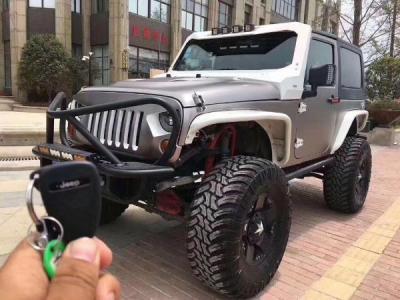 2014年5月   Jeep (进口)牧马人 3.6 四门 Rubicon图片