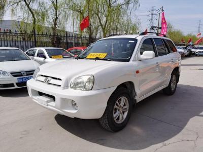 2012年3月 华泰 圣达菲经典  2.0L 汽油手动两驱舒适型图片