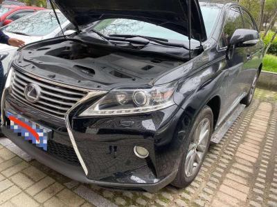 雷克萨斯 RX RX450H E-CVT 混合动力图片