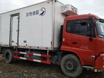 東風天錦單冷藏車,國五排放圖片