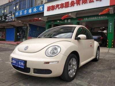 2011年9月 大众 甲壳虫(进口) 1.6 AT图片