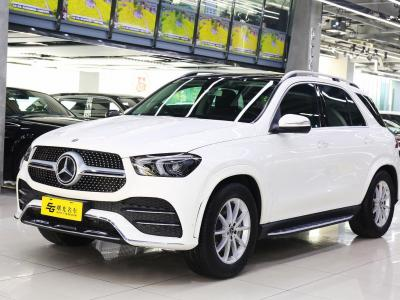 奔馳 奔馳GLE  2020款  GLE 350 4MATIC 時尚型