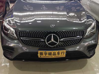 2019年6月 奔驰 奔驰GLC(进口) 改款 GLC 200 4MATIC 轿跑SUV图片