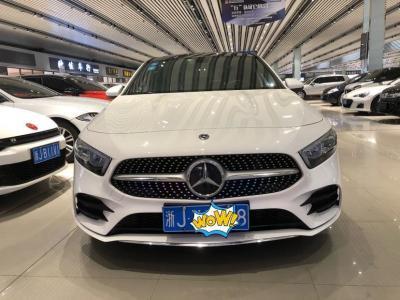 2019年2月 奔驰 奔驰A级 A 200 L 运动轿车图片