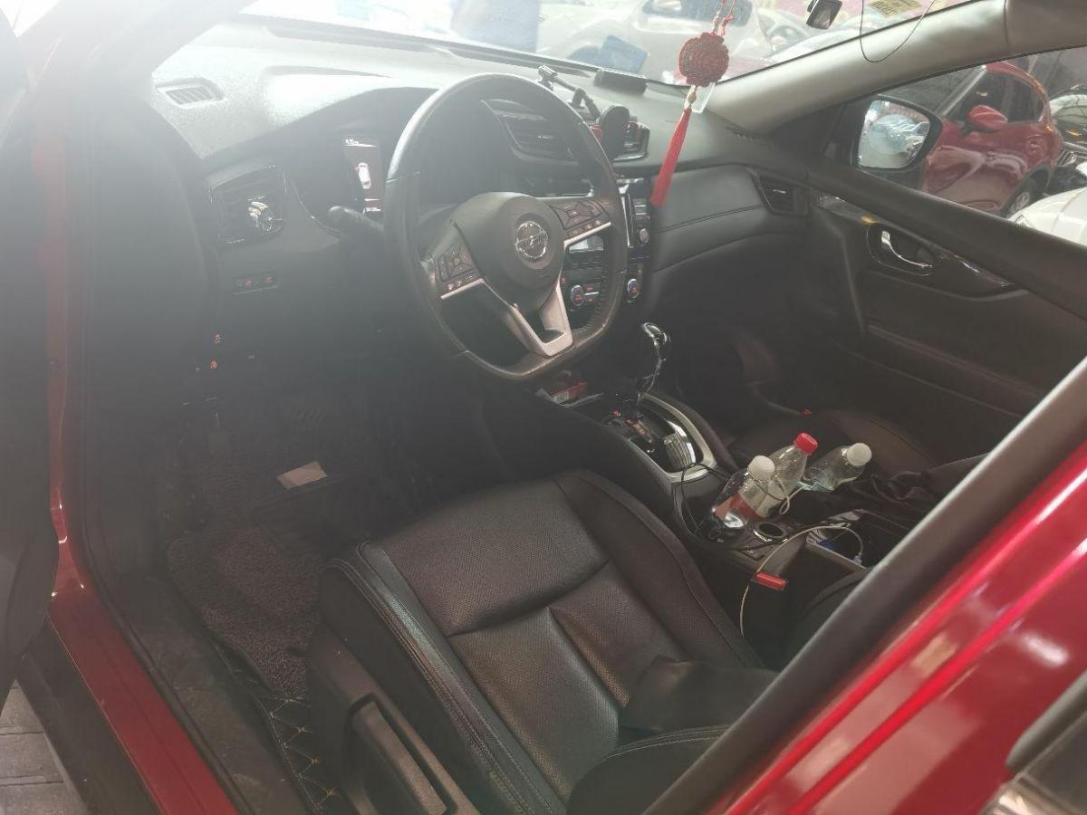 日产 奇骏  2017款 2.0L CVT智享版 2WD图片