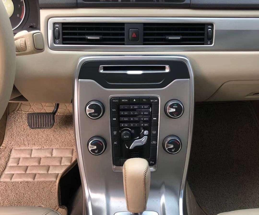 沃尔沃 S80L  2012款 2.0T T5 智雅版图片