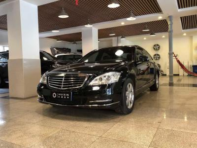 奔馳 奔馳S級  2012款 S 300 L 商務型 Grand Edition