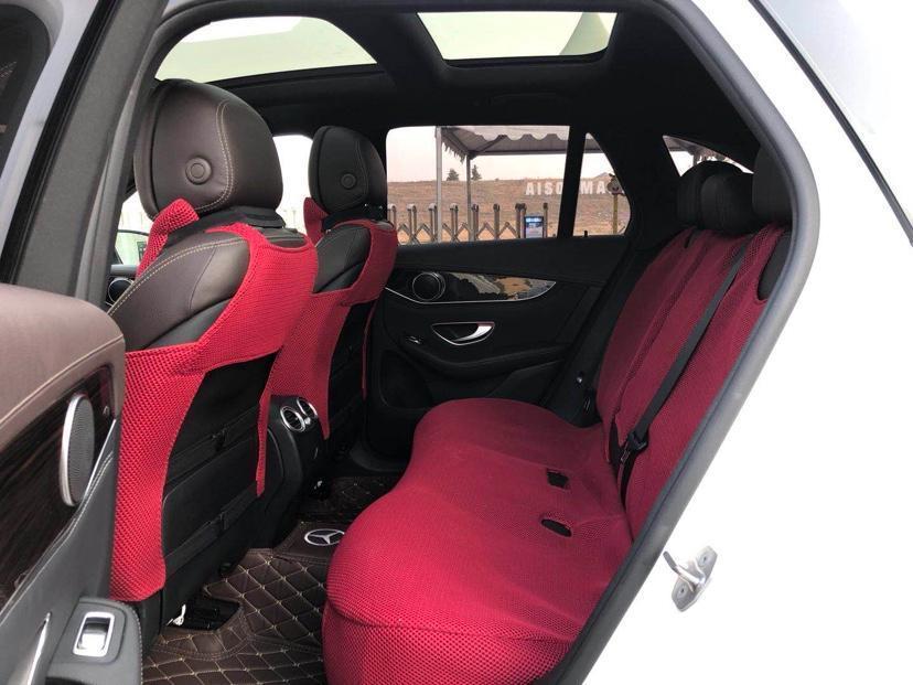 奔驰 奔驰GLC  2017款 GLC 260 4MATIC 豪华型图片