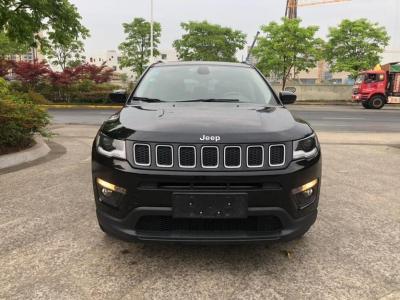 2017年1月 Jeep 指南者 200T 自动家享版图片