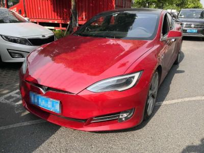 特斯拉 Model S Model S 75D 标准续航版图片