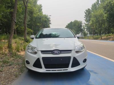 2012年9月 福特 福克斯 两厢 1.6L 手动风尚型图片
