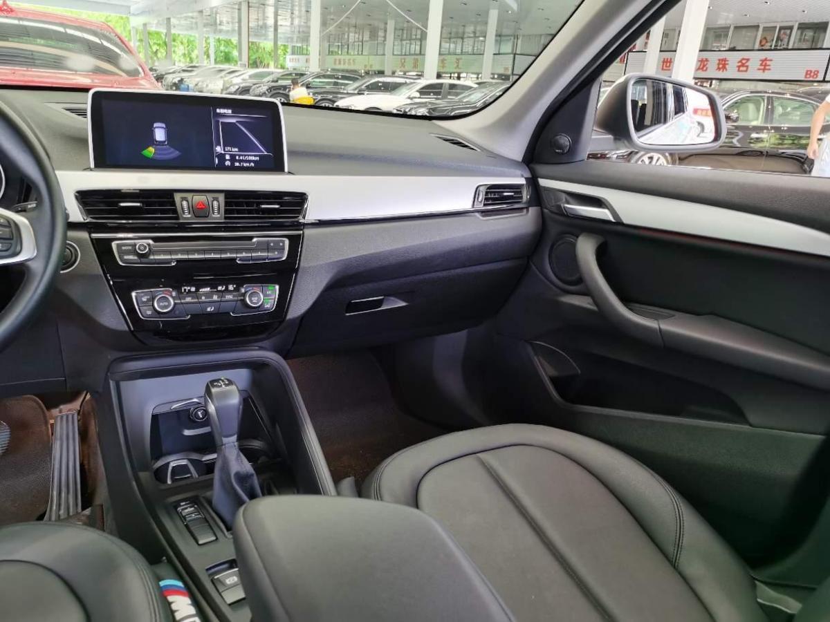 宝马 宝马X1  2018款 sDrive18Li 时尚型图片