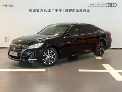 2018年5月 丰田 皇冠  2.0T 时尚版图片