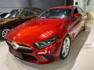 2019年7月 奔驰 奔驰CLS级(进口) CLS 300 动感型图片