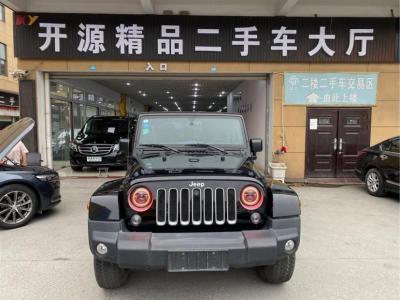 2017年8月 Jeep 牧马人(进口) 3.0L Sahara 四门舒享版图片