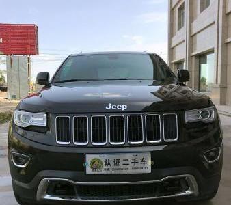 Jeep 大切诺基 3.0 舒享导航版图片