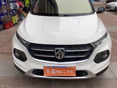 2017年6月 宝骏 510 1.5L 手动豪华型图片