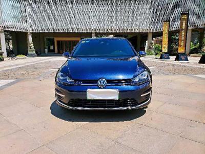 2018年6月 大众 高尔夫(进口) 1.4TSI Sportsvan图片